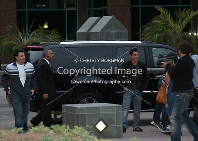 Jordan Knight and Danny Wood