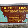 The history of the name of the Tetons mountain range.