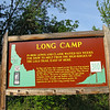 Long Day Camp road sign.