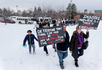 12th Annual MLK Jr. Day March for Peace in Lafayette