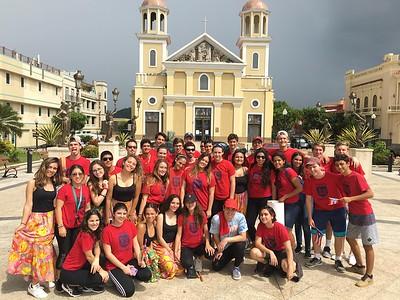 12th Grade Grade Semana de Puerto Rico Field Trip from Mayaguez to Cabo Rojo