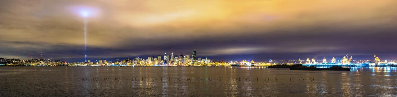 12th City Skyline