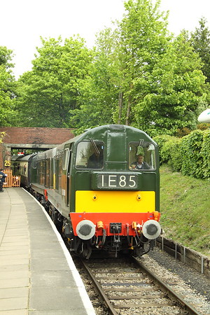12th May 2017 Chinnor & Princes Risborough Diesel Gala