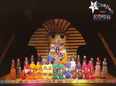 Joseph and the Amazing Technicolor Dreamcoat - Cast Photos
