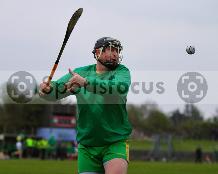 13 April 2019 North Tipperary senior hurling championship Ballina 1-21 Portroe 1-14