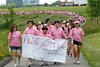 Participants are seen during the Walk for Mom, a breast cancer awareness event sponsored by the Korean Medical Program of Holy Name Medical Center. The annual walk and festivities were held June 15th at the New Overpeck County Park in Ridgefield Park.  Photo by Jerry McCrea 6/15/2013