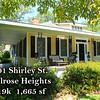 1301 Shirley st, Columbia SC 29205; Burton Fowles