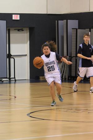 Reagyn Basketball 2013