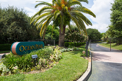 Ocean Pearl Sign - 01