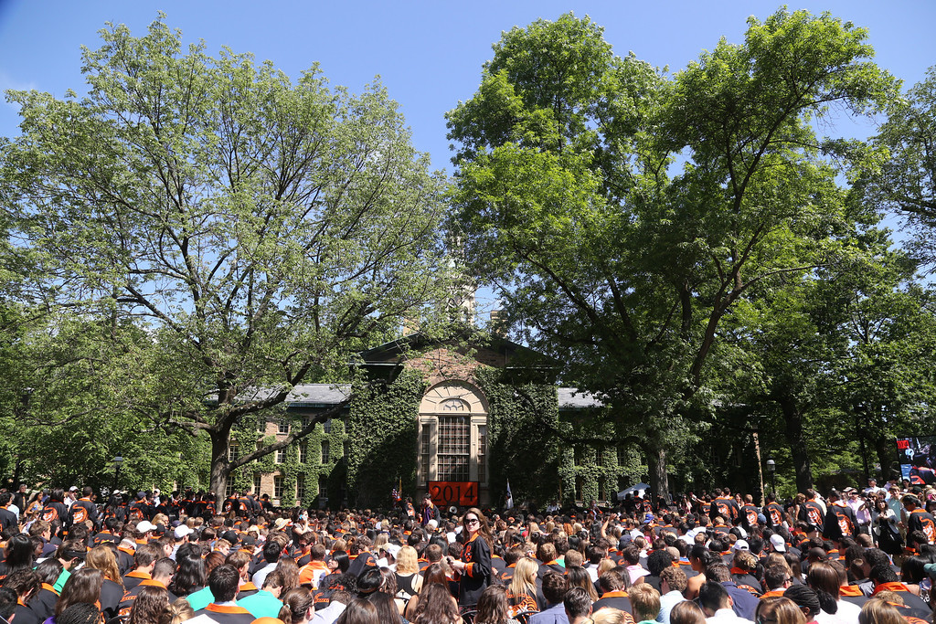 Class Day - Princeton University Photos