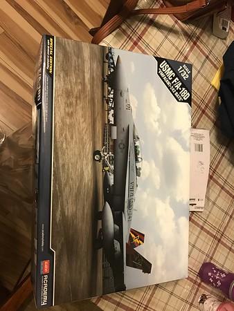 Academy F/A-18D