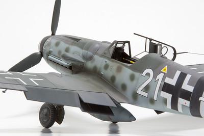 Hasegawa Bf109-G14