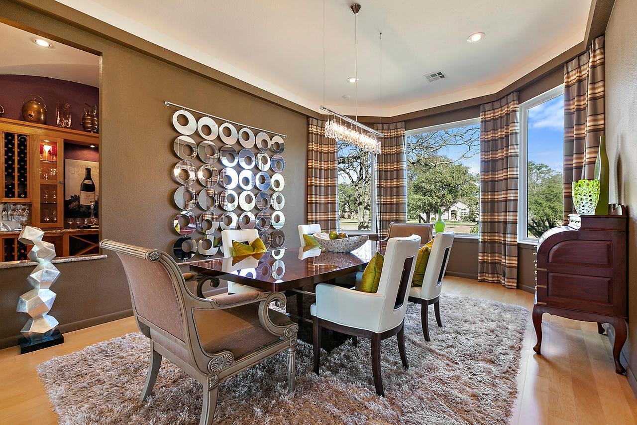 Gabriels Overlook Georgetown TX homes on acreage