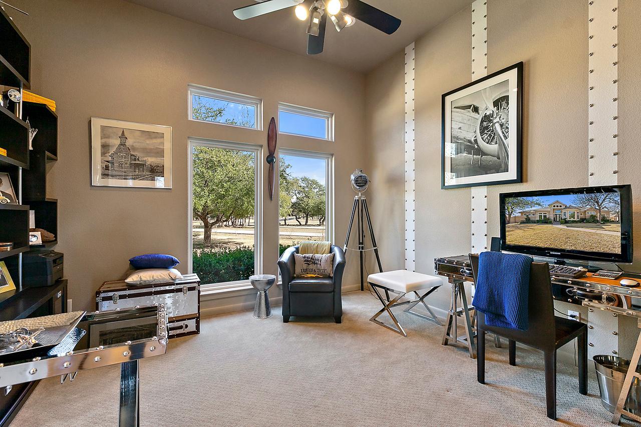 Gabriels Overlook acreage homes Georgetown TX