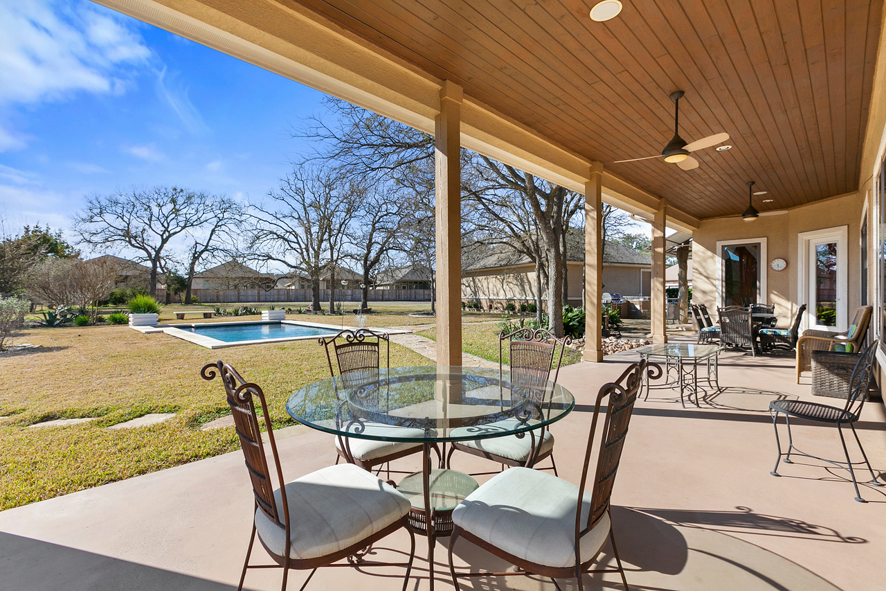 Gabriels Overlook Georgetown Tx home for sale
