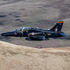 Hawk T2 ZK014, Bwlch exit