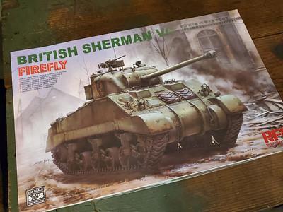 1/35 RFM Sherman Firefly Vc