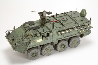 AFV Club M1130 Stryker Command Vehicle
