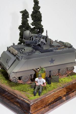 Academy M163A1 Vulcan