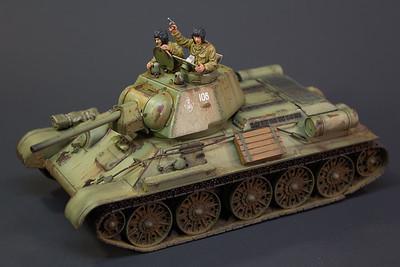 Tamiya T-34/76 1943 Production
