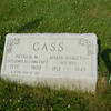 Gass was 99 yrs of age when he died, making him the last surviving member of the expedition.  He skills were leadership and carpentry.  Anything being built out of wood during the Expedition  usually was assigned to Gass as the supervisor, especially forts at Forts Debois and Clatsop and a temporary camp at Camp Dubois.  Originally from Ilinois, he was one of the first troops recruited.  He was also the first of the troops to have his Expedition Journals (diary) published. He was also known as one to have a foul mouth, as it was described this he was better suited to have a discussion at a campsite verses at a parlor.