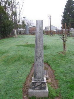 Tombstone of Alexander Willard.