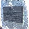 Jean Baptiste Charbonneau erronous grave marker.