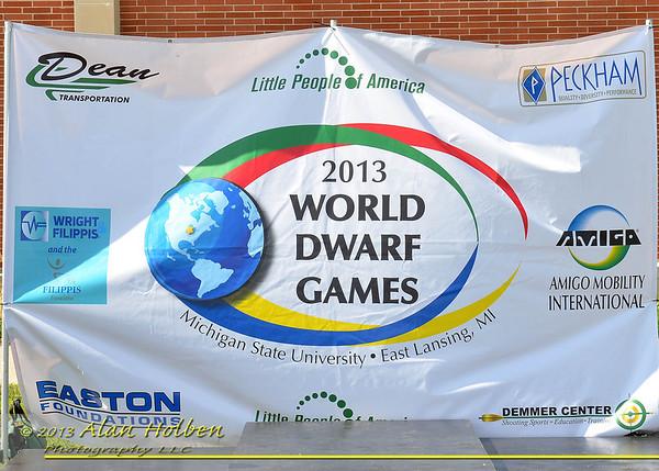 2013 Dwarf World Games