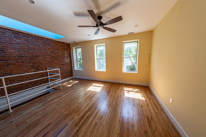 Refinished hardwood floors throughout - no carpet!
