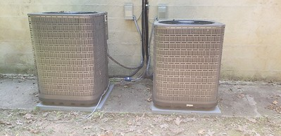 New heat pumps