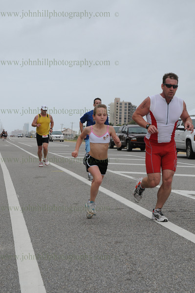 13th Annual Mullet Man Triathlon-2009