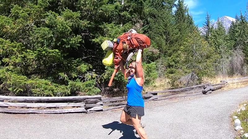 Episode 8- Grand Park, Lake Eleanor, Fire Creek Camp