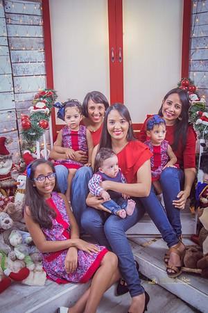 253. Brenda y Familia navidad 2017