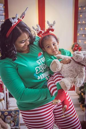 254. Evemely y Sophia navidad 2017