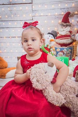 257. Magdalena, Hector y Sus nietos navidad 2017
