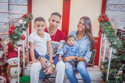 267. Samia y Familia navidad 2017