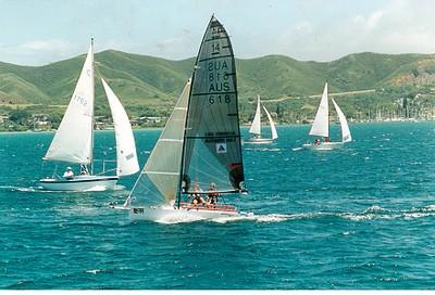 2002 Pac Rim Regatta
