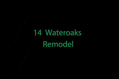 14 Wateroaks