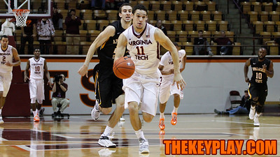 Devin Wilson runs free on a fast break. (Mark Umansky/TheKeyPlay.com)