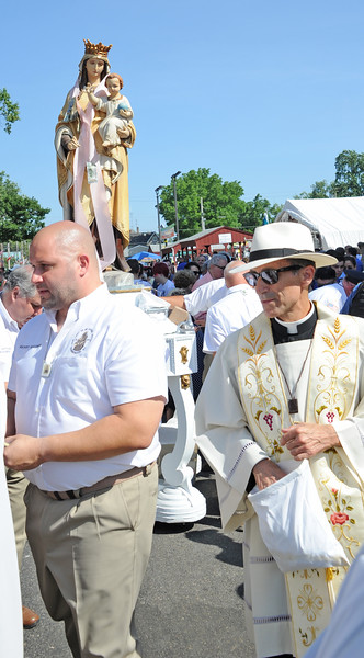 144 TH. OUR LADY OF MT. CARMEL PROCESSION - 07/16/19