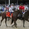 Photos from the 144th running of the Kentucky Derby courtesy of the Associated Press.