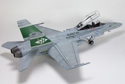 """Hobby Boss F/A-18D """"Shit Hot Sharpshooters"""""""