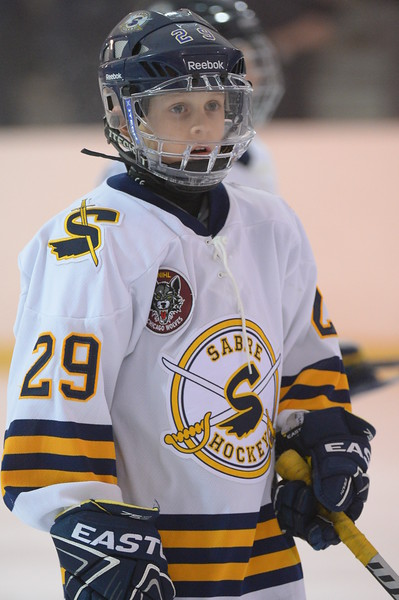 NAPERVILLE SABRES SQUIRT A2 GOLD