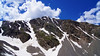 Torreys Peak's rugged east face, Colorado Front Range.