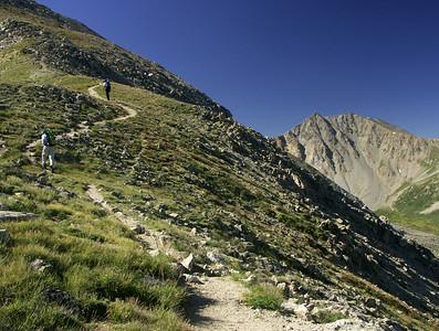 La Plata Peak Climb - August 2007