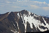 The northeast face of Mount Democrat, viewed from the summit of Quandary Peak; Colorado Tenmile/Mosquito Ranges.