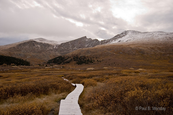 """One of my favorite captures, I call this """"The Path Into"""".  Bierstadt up on the right."""