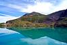 Sloan Lake reflection of Handies Peak #2.  This is one of the highest lakes in the U.S.  (12,920 ft.). Colorado San Juan Range.