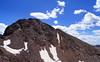 Windom Peak (14,082 ft.); Colorado San Juans.