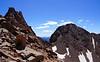 Sunlight Spire and Windom Peak; Colorado San Juans.